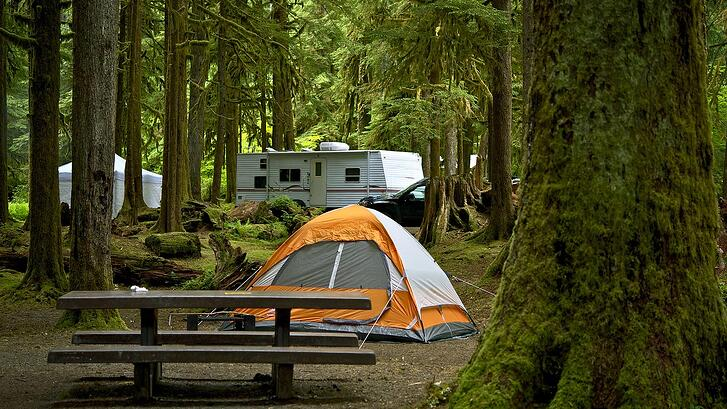How can the camping industry sustain its growth in the post Covid-19 world?