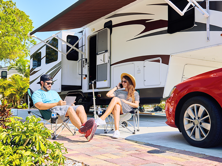 The resurgence of RV parks in a post COVID-19 world