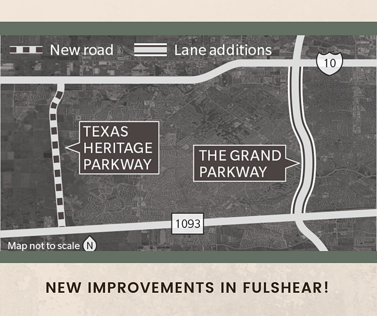 Texas Heritage Parkway Project Breaks Ground in Fulshear