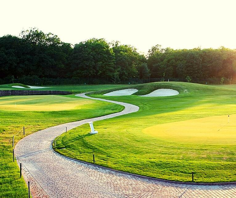Golf Courses within 30 Miles of Fulbrook Estates