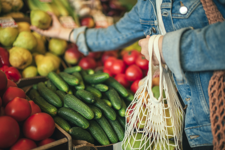 Farmers Markets & Outdoor Shopping in Fort Bend