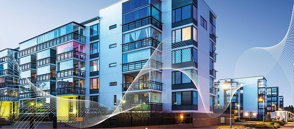 Fidelix Group strengthens position in Nordic market by launching itsEcoguard services and technology for residential buildings in Norway
