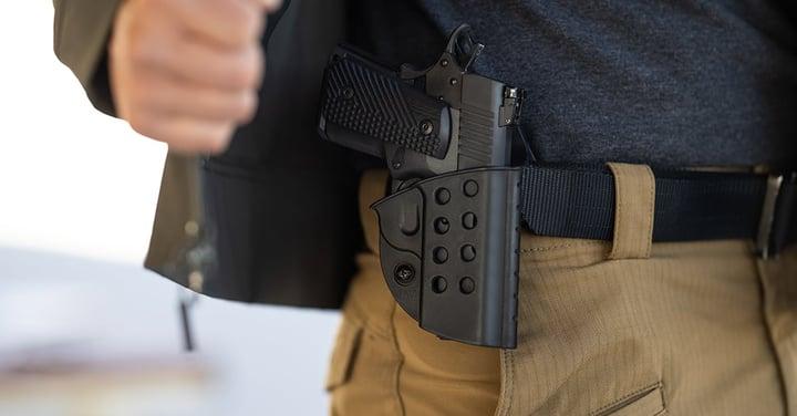 Choosing a Concealed Carry Gun