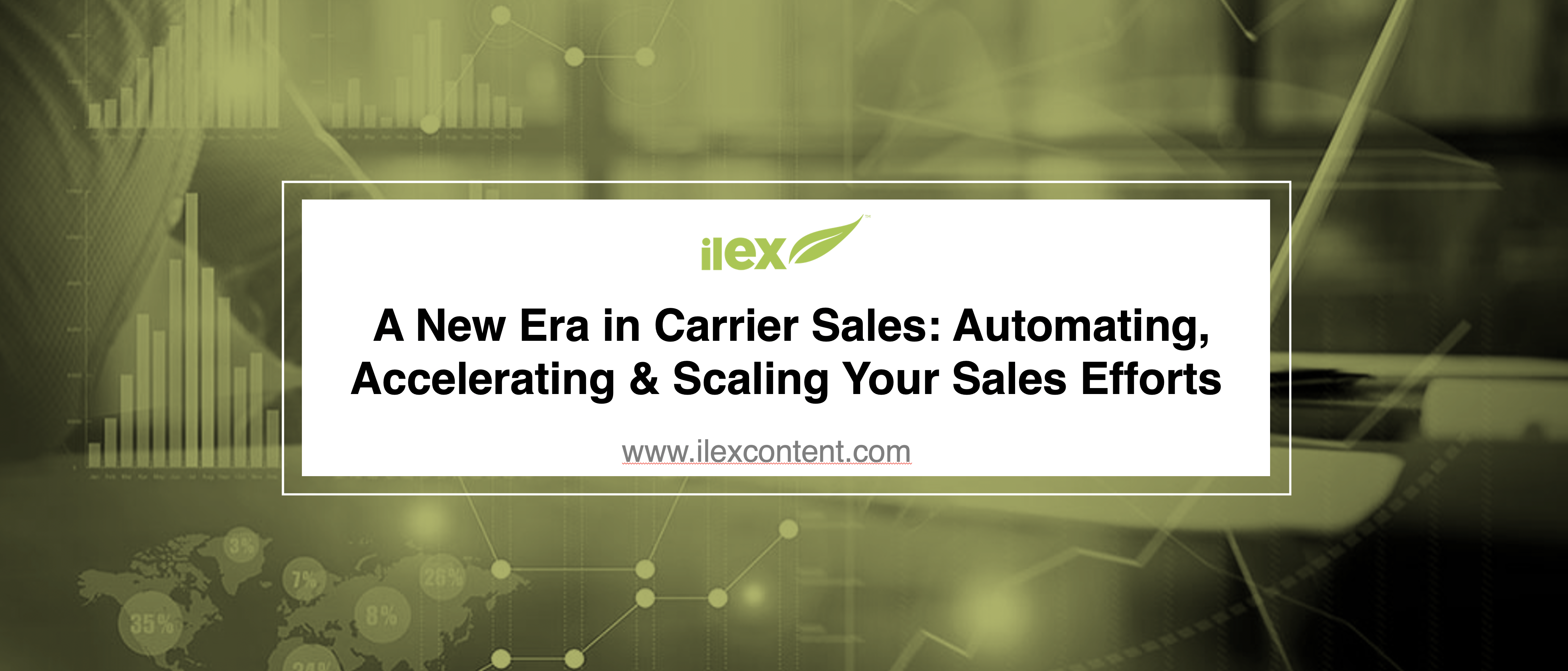 Sales enablement in Wholesale Telecoms