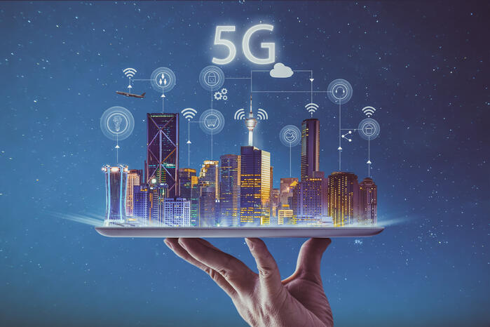 Is There a Role for 5G in the Water Utility Industry?