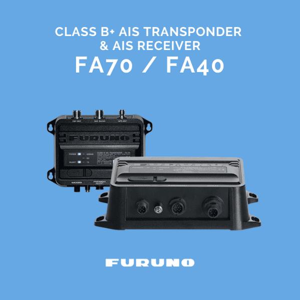 Lancio dell'AIS Receiver FA-40 e del CLASS B+ AIS Transponder FA-70