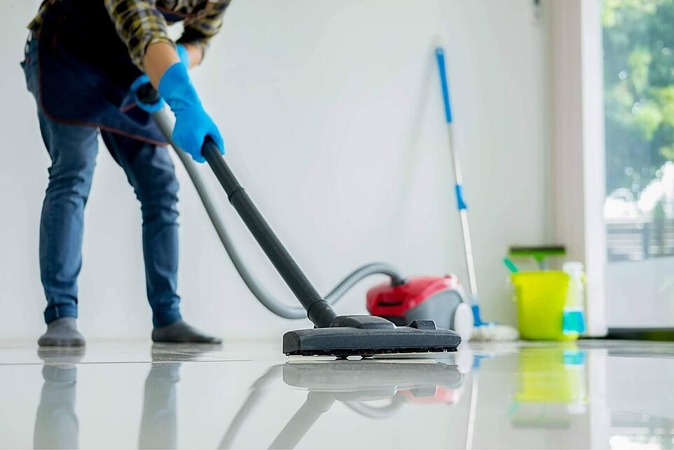 Commercial Cleaning - Commodity or Service?
