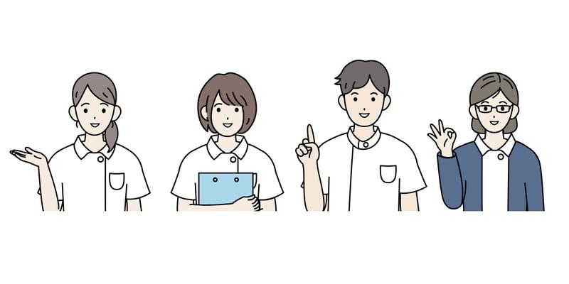 看護管理者ってどんな仕事?看護管理者の6つの能力と4つのレベル