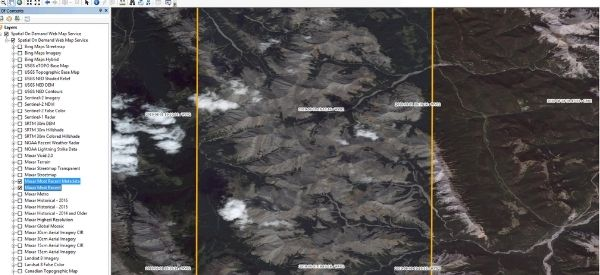 Incorporating Satellite Imagery & Exclusive Geospatial Datasets for Energy Companies