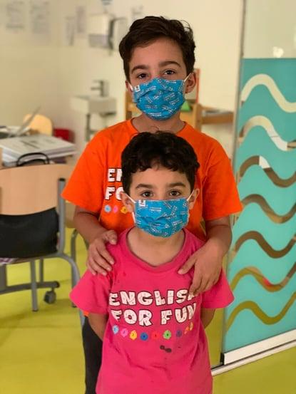 No nos van a silenciar con English for Fun: Confianza, Hablar en publico, online y offline