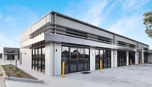 Industrial Warehouse Units