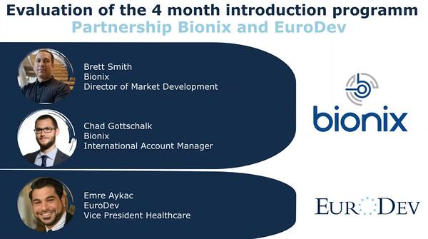 Evaluation of the 4 month introduction | Interview with Bionix
