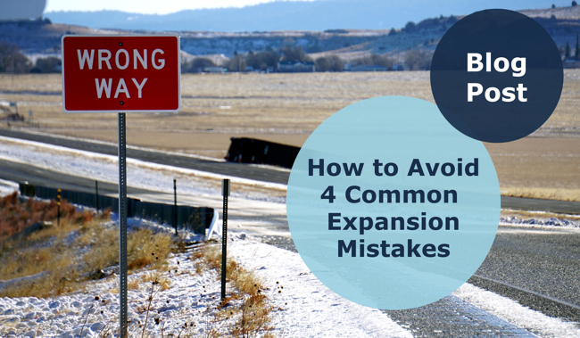 How to Avoid 4 Common Expansion Mistakes -European Business Expansion Done Right