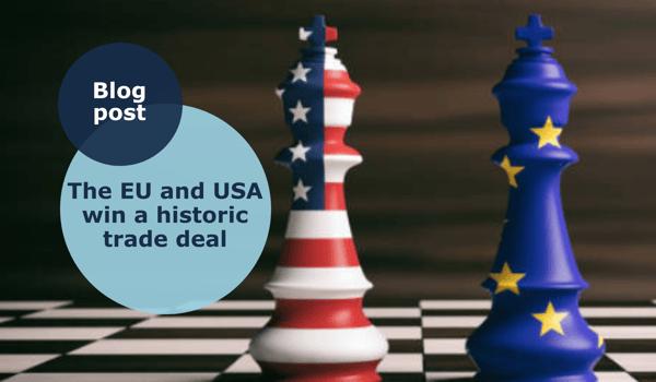 USA & EU new trade deal