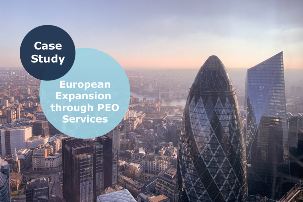 European Expansion through PEO services - HR Outsourcing Europe