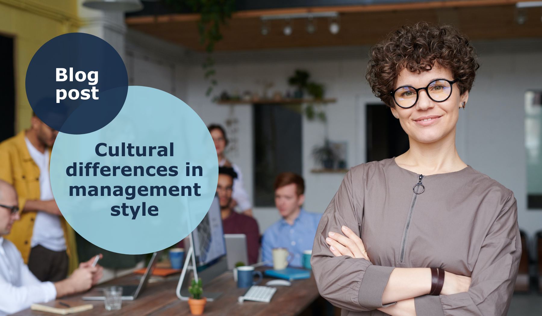Cultural differences in management style Europe