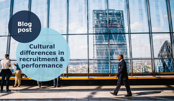 Cultural differences in recruitment and performance management in Europe