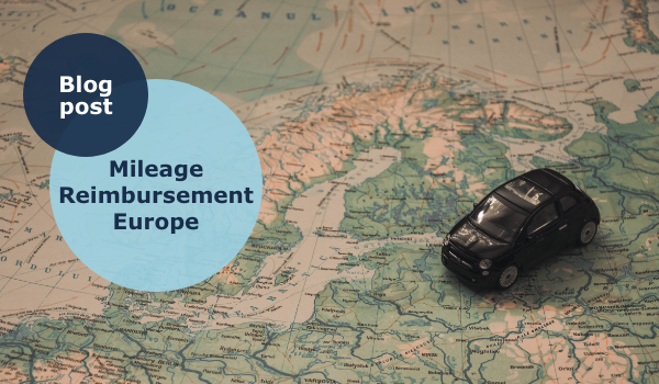 Mileage Reimbursement per country in Europe