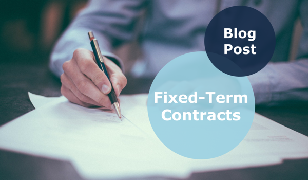Fixed-term contract