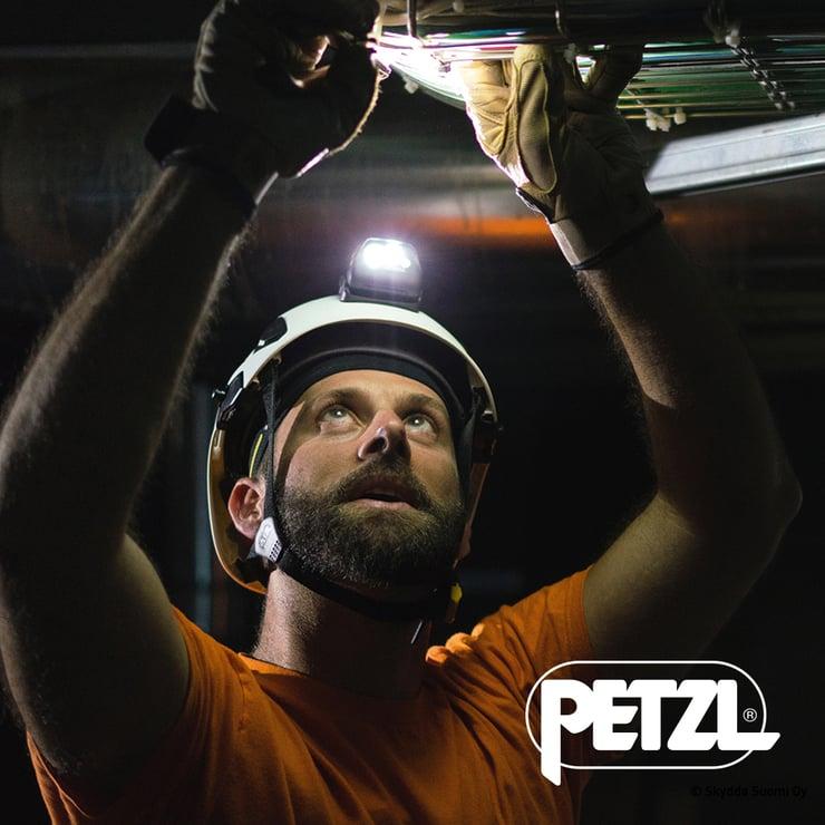 Petzl: Ainutlaatuinen otsavalaisin tekee saavuttamattomasta saavutettavaa