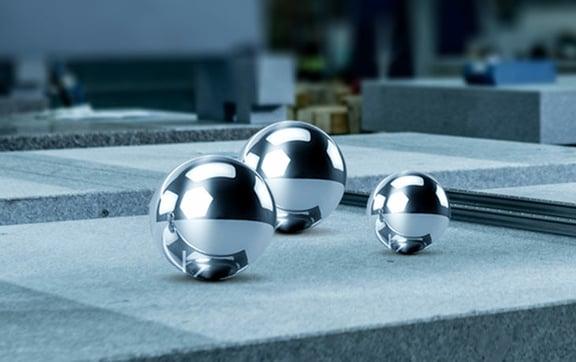 Granite machine parts