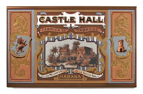 castle hall matchbox grip