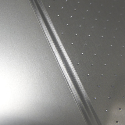 aluminum finishes