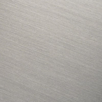 warm grey brushed aluminum