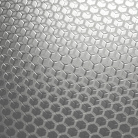 metal hex pattern