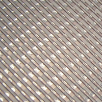technical aluminum pattern