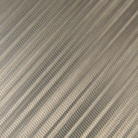 mesh aluminum finish