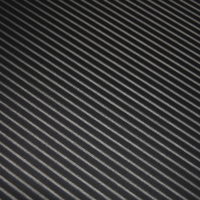 black line pattern on metal