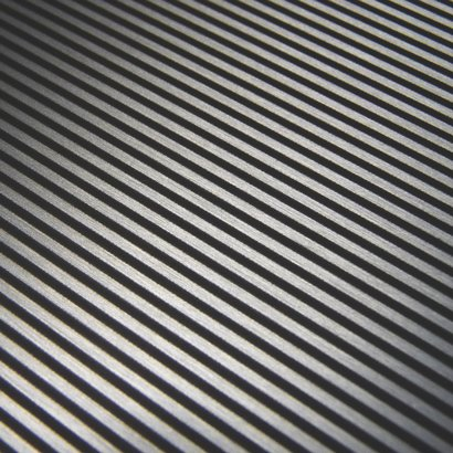 pinstriped metal pattern