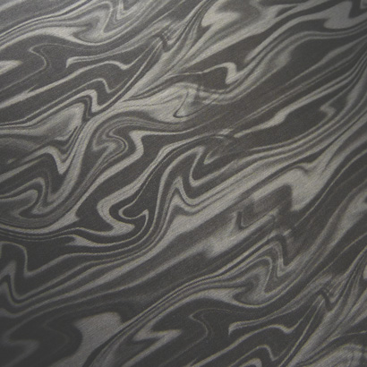 how to make patterns in damascus steel
