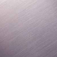brushed lavender aluminum