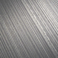 striated metal
