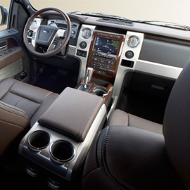 2009 Ford F 150 Platinum Edition Trim