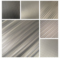 Woven Aluminum Finishes