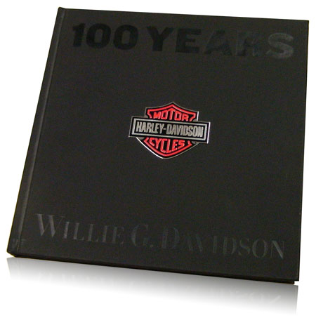 badge featured on book