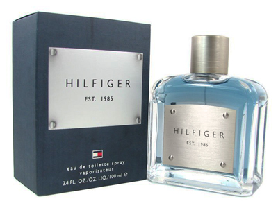 Hilfiger Cologne Bottle