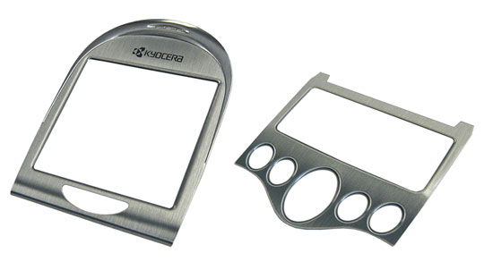 Kyocera cellphone trim