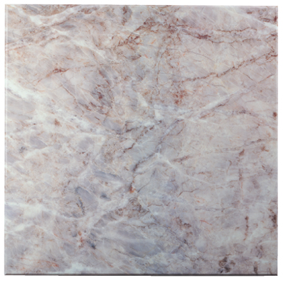 natural marble finish on aluminum