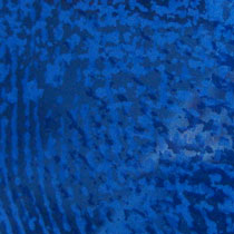 blue organic aluminum finish | PAT-2130-A
