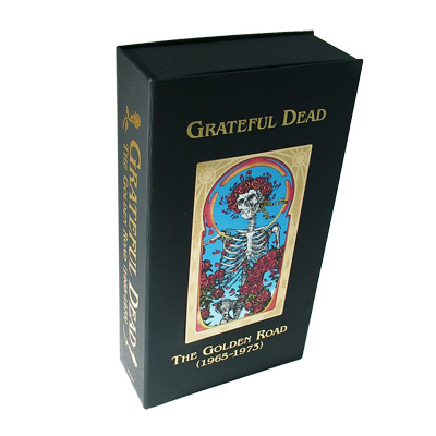 Grateful Dead the Golden Road boxed set