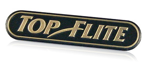brushed gold nameplate