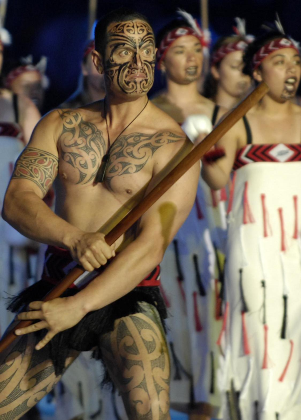 Maori Ta Moko Tattoo Art For the Māori people, the Moko was much more than