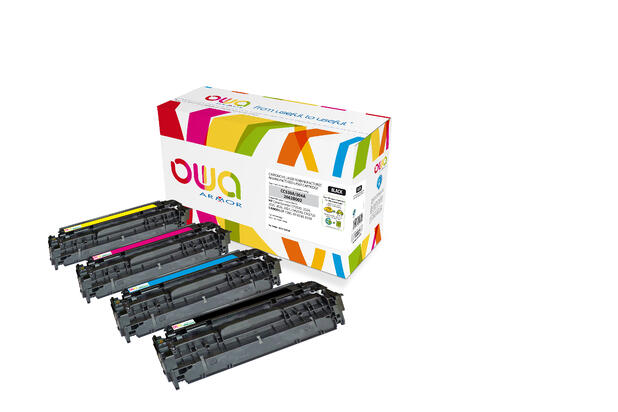 The multi-brand choice: a simple solution to optimise the management of printing consumables