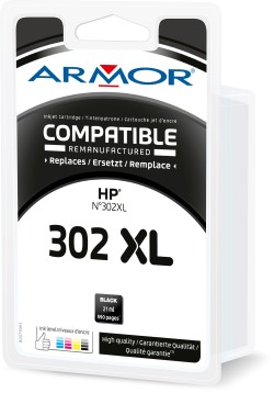 Product information: HP302XL and HP304XL cartridges available