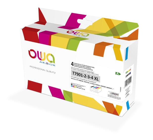 Launch of the new OWA Business Inkjet range