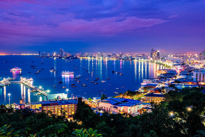 An Insight Into Pattaya's Neighborhoods